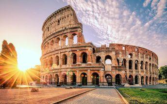 6denní zájezd do Itálie s ubytováním na 3 noci