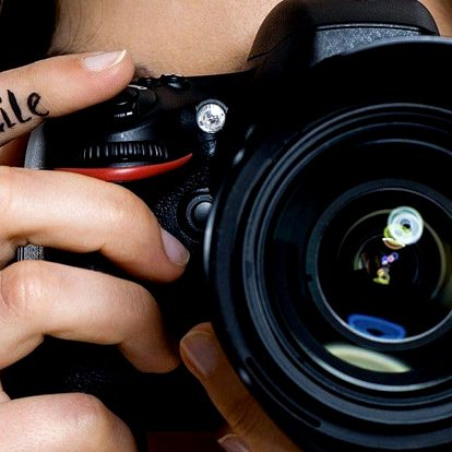 Kurz základů focení se zrcadlovkou nebo kompaktem