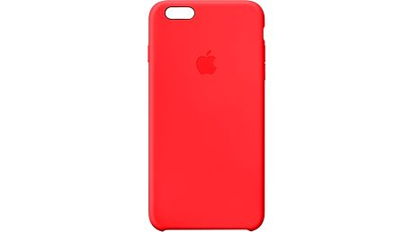 Apple Silicone Case pro iPhone 6 Plus, červená - MGRG2ZM/A