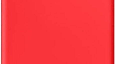 Apple Silicone Case pro iPhone 6 Plus, červená - MGRG2ZM/A
