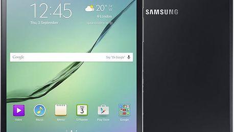 Samsung SM-T713 Galaxy Tab S2 8.0 - 32GB, černá - SM-T713NZKEXEZ + Zdarma GSM reproduktor Accent Funky Sound, červená (v ceně 299,-)