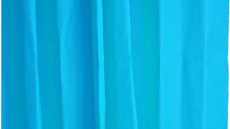 Modrý sprchový závěs Galzone