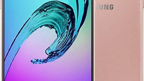 Samsung Galaxy A5 (2016) LTE, růžová - SM-A510FEDAETL