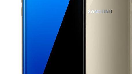 Samsung Galaxy S7 Edge - 32GB, zlatá - SM-G935FZDAETL