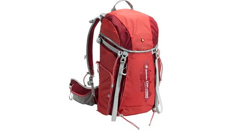 Manfrotto Off road HIKER 30L, červená - MA OR-BP-30RD