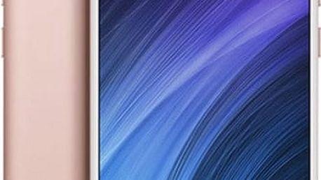Xiaomi RedMi 4A - 16GB, zlatá/růžová - PH2888