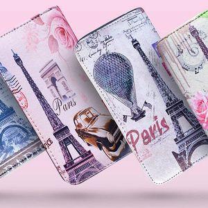 Dámské peněženky s motivem Eiffelovy věže