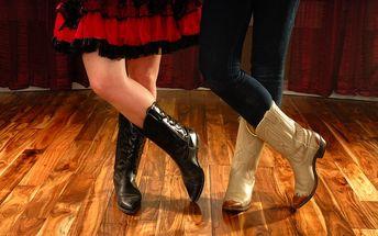 1 lekce či permanentka na 16 lekcí tanečního kurzu dle výběru nebo historického šermu