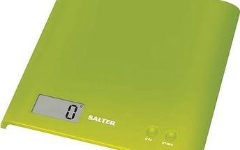Kuchyňská váha Salter 1066GNDR zelená