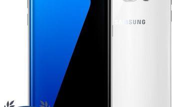 Samsung Galaxy S7 Edge - 32GB, bílá - SM-G935FZWAETL + Zdarma Oral B Genius PRO 8000 chytrý zubní kartáček (v ceně 4699,-)