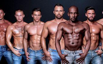 Žhavá show striptérské skupiny Dirtyy Boyzz