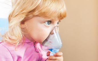 Ozdravný program pro děti s dechovým onemocněním