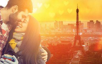 Stylový svátek zamilovaných: Valentýn v Paříži