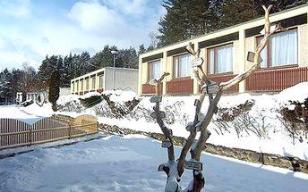 Víkend se zabijačkovými hody pro dva ve Wellness relax areálu Hnačov na Šumavě.
