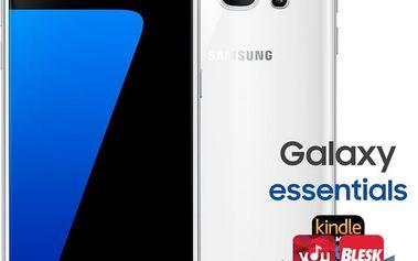 Samsung Galaxy S7 - 32GB, bílá - SM-G930FZWAETL