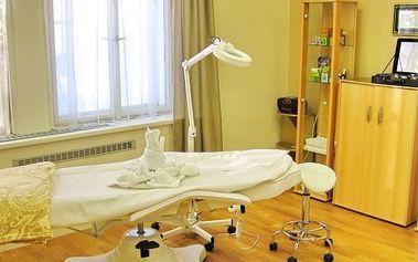 Kosmetické ošetření na 60 nebo 90 minut: vyčištění pleti, peeling, maska, masáž a další
