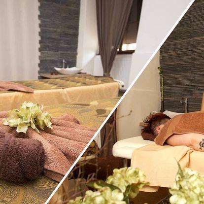 Hodinové thajské masáže ve špičkovém salonu v centru Prahy