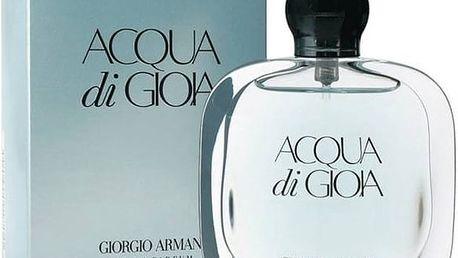 Parfémovaná voda Giorgio Armani Acqua di Gioia 30ml