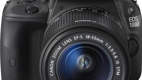 Digitální zrcadlovka Canon EOS 100D 18-55 IS STM
