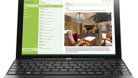 Velký tablet Lenovo MiiX300 10,1 64GB 2GB W10+Office