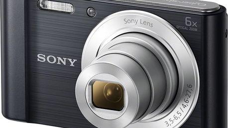 Digitální kompakt Sony DSC W810B