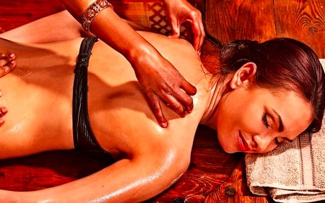 Hodinová čínská masáž pro potěchu těla i duše