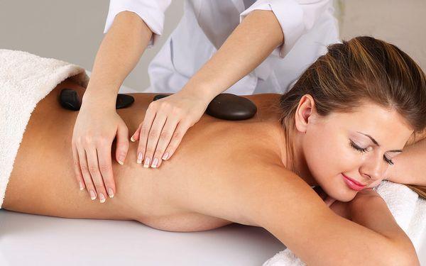Hodina báječné relaxace na exotické masáži