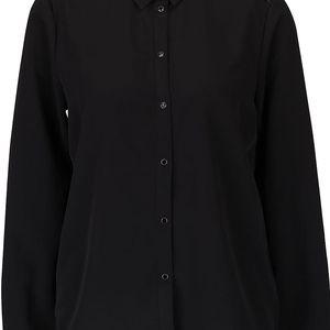 Černá košile Vero Moda Lucypol