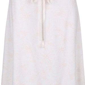 Světle růžová květovaná sukně Broadway Muriel