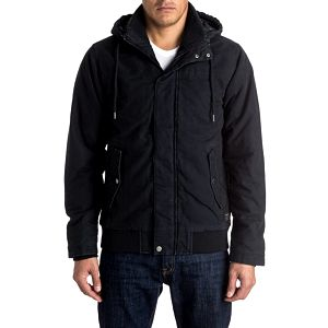 Quiksilver Bunda Everyday Brooks Black EQYJK03231-KVJ0 L