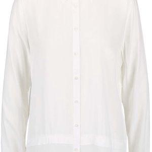 Krémová volnější košile Broadway Necla