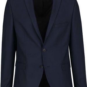 Tmavě modré formální sako Selected Homme Done Taxluke