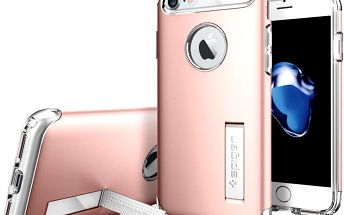 Spigen Slim Armor pro iPhone 7, rose gold - 042CS20303