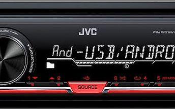 JVC KD X130 - 4975769434587