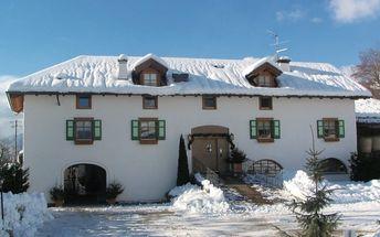Residence Maso Cheló, Itálie, Dolomiti - Val di Fiemme / Obereggen, 4 dní, Vlastní, Bez stravy, Alespoň 3 ★★★, sleva 14 %