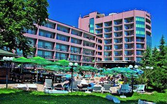 Hotel LILIA, Bulharsko, Černomořské pobřeží, 8 dní, Letecky, Polopenze, Alespoň 4 ★★★★, sleva 10 %, bonus (Levné parkování u letiště: 8 dní 499,- | 12 dní 749,- | 16 dní 899,- , Rezervace zájezdu za 990 Kč/os)