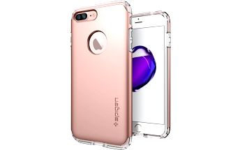 Spigen Hybrid Armor pro iPhone 7+, rose gold - 043CS20700