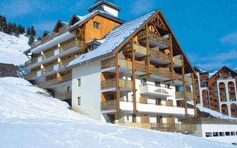 Francie - Les Deux Alpes na 15 dní, bez stravy s dopravou vlastní