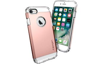 Spigen Tough Armor pro iPhone 7, rose gold - 042CS20492
