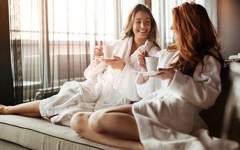 Balíček luxusní péče v masážním salonu
