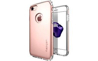 Spigen Hybrid Armor pro iPhone 7, rose gold - 042CS20696