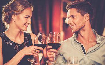 Únorový romantický pobyt s privátním wellness