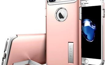 Spigen Slim Armor pro iPhone 7+, rose gold - 043CS20311