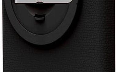 Ztylus Metal kryt se stojánkem pro iPhone 6/6S plus, černý - PZL-011