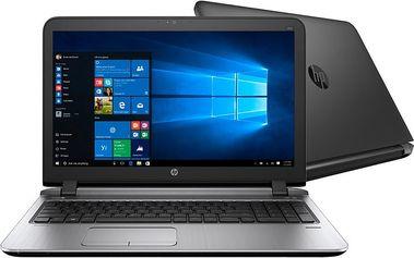 HP ProBook 450 G3, černá - T6R23ES + Microsoft Office 365 pro jednotlivce 1 rok v ceně 1599 Kč + Sleva Office