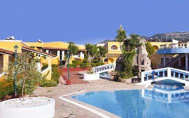 Aparthotel Blue Lagoon Apartments, Řecko, Korfu, 8 dní, Letecky, Snídaně, Alespoň 3 ★★★, sleva 28 %, bonus (Levné parkování u letiště: 8 dní 499,- | 12 dní 749,- | 16 dní 899,- )