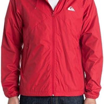 Quiksilver Bunda Everyday Jacket Lined Quik Red EQYJK03141-RQR0 M