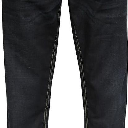 Tmavě modré regular džíny Blend