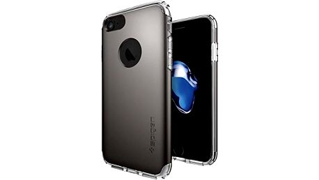 Spigen Hybrid Armor pro iPhone 7, gunmetal - 042CS20693