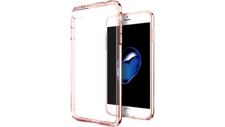 Spigen Ultra Hybrid pro iPhone 7+, rose crystal - 043CS20549
